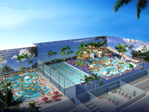 BNWPD 10 - Water Park Design & Project In Indonesia - Beston Company