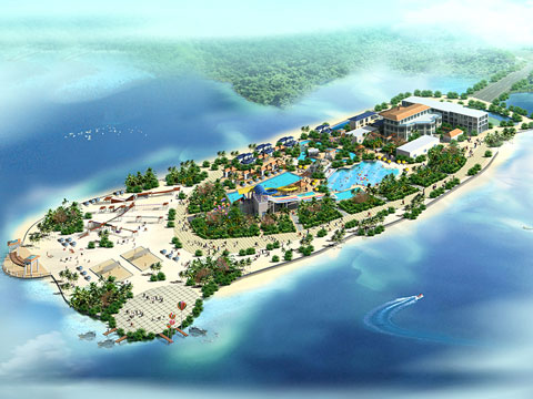 BNWPD 11 - Water Park Design & Project In Indonesia - Beston Company