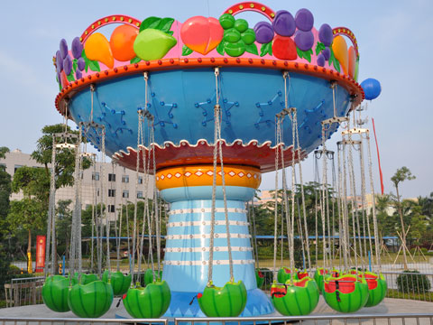 BNSR 08 - Kiddie Swing Ride For Sale Indonesia - Beston Factory