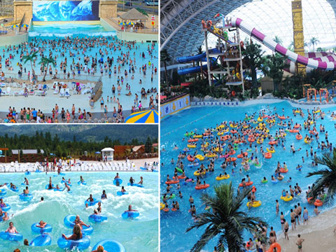 BNWPR 02 - Water Park Rides for Sale Indonesia - Beston Factory