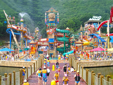 BNWPR 04 - Water Park Rides for Sale Indonesia - Beston Factory