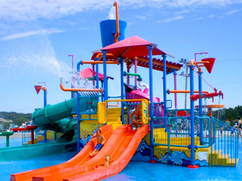 BNWPR 05 - Water Park Rides for Sale Indonesia - Beston Factory