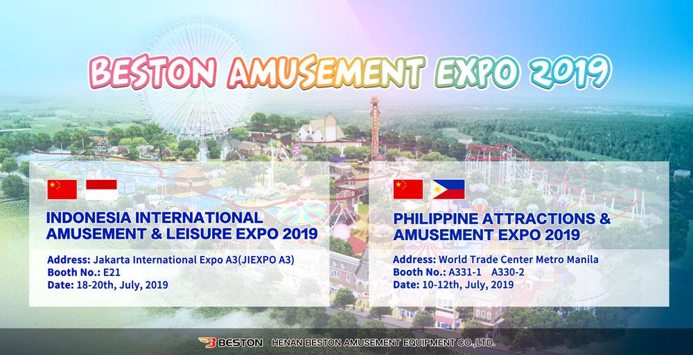 Beston Amusement EXPO 2019