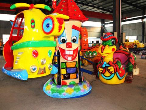 BNAR 01 - Kiddie Apache Ride For Sale Indonesia- Beston Factory