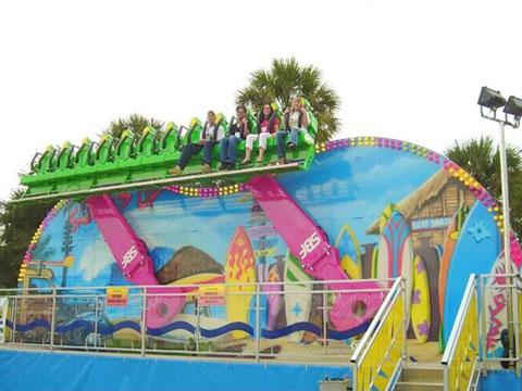 BNMR 01 - 12 Seats Miami Ride For Sale Indonesia - Beston Factory