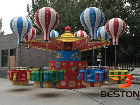 BNSB 01 - Samba Balloon Ride For Sale Indonesia- Beston Factory