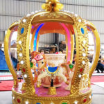 Mini Carousel Ride For Sale Indonesia