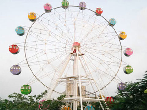 30m Ferris Wheel For Sale Indonesia - Beston Supplier
