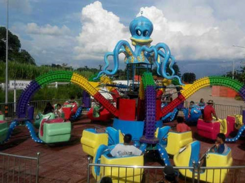 BNOR 03 - Octopus Ride For Sale Indonesia - Beston Factory