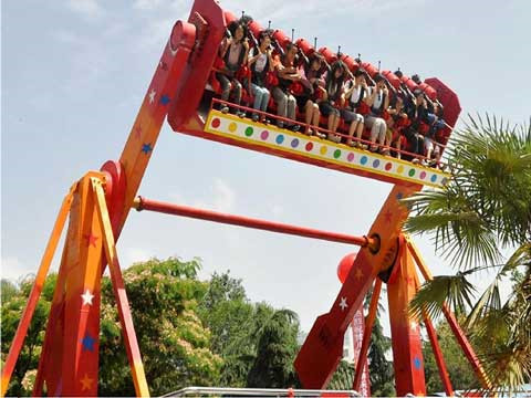 BNTS 01 - Top Spin Ride For Sale Indonesia - Beston Supplier