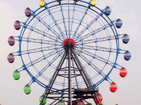 Cheap 30m Ferris Wheel For Sale Indonesia - Beston Company